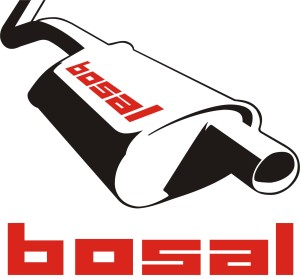 Bosal exhausts at Tyreworld in Speke, Liverpool